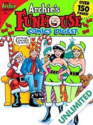 Archie's Funhouse Comics Digest #10